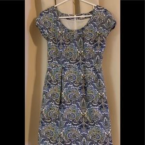 2 for $20 Jcrew Paisley Dress